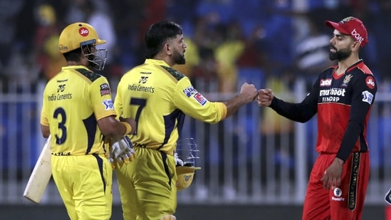 IPL 2021 Points Table, Orange Cap and Purple Cap list after CSK beat RCB by 6 wickets in Sharjah(PTI)