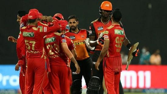 SRH vs PBKS Highlights - Sunrisers Hyderabad vs Punjab Kings, Indian Premier League Match Today in Sharjah Cricket Stadium in UAE