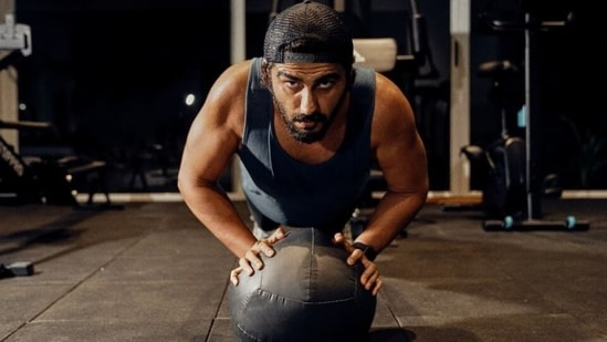A day in Arjun Kapoor's life: Here's how the actor eats and works out to stay fit(Instagram/@arjunkapoor)