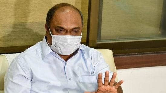 Maharashtra transportation minister Anil Parab.(File photo)