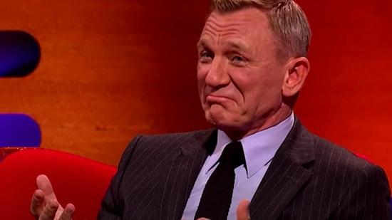 Daniel Craig on The Graham Norton Show.