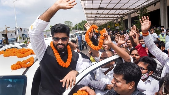 The Delhi Police had filed an FIR on September 9 against Prince Raj on the directions of a court.(PTI)