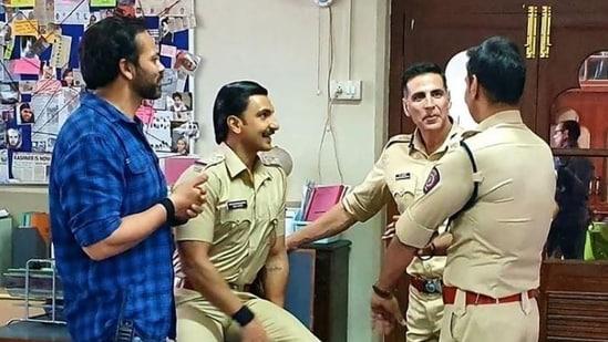Sooryavanshi features Akshay Kumar and Ranveer Singh and Ajay Devgn also have cameos in the film.