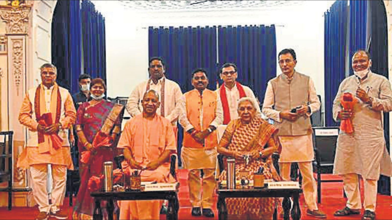 Yogi ministry expansion: New picks reflect BJP focus on OBCs, Dalits