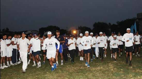 SPS hospital organised the seventh heart marathon at Guru Nanak Stadium in Ludhiana on Sunday to mark World Heart Day (Representative photo)