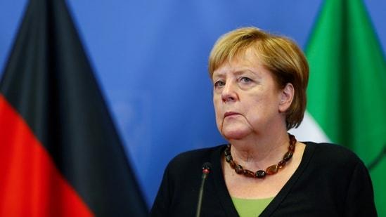 German Chancellor Angela Merkel.(Reuters)