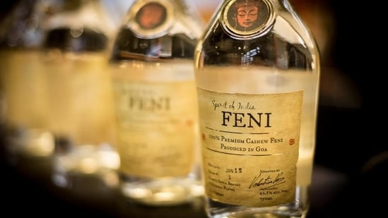 Goa museum provides peek into the history of brewing cashew-made liquor, feni(Representative Photo)