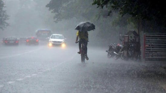 The IMD predicted light to moderate rainfall at most places with heavy to very heavy rainfall at a few places and extremely heavy rainfall at isolated places over south Odisha and north coastal Andhra Pradesh.(File Photo)