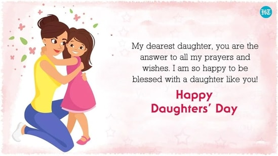 Happy Daughters' Day 2021: Best images, wishes, quotes, messages to share with your daughter