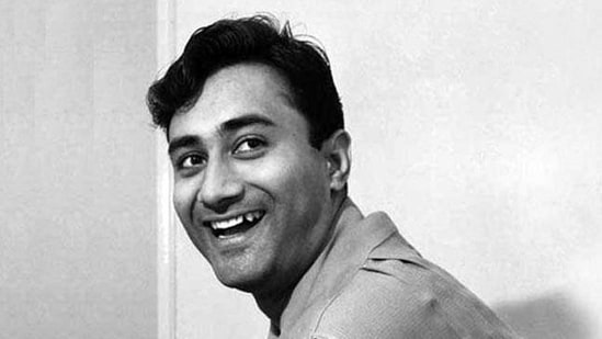 Dev Anand acted in multiple acclaimed movies.