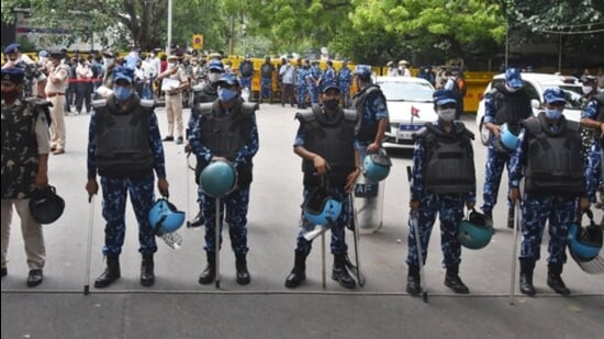 The Bandh will be in force from 6 am to 4 pm on Monday. (PTI)