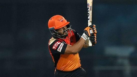 Has Kedar Jadhav played his final match for Sunrisers Hyderabad?(IPL/Twitter)