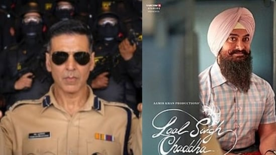 Sooryavanshi and Laal Singh Chaddha are among the many movies that announced new release dates.