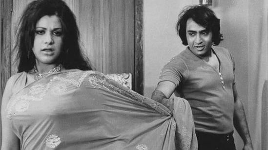 Ranjeet became known for playing a rapist in multiple movies.