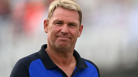Shane Warne contracted Covid-19 in the first week of August.(Getty)