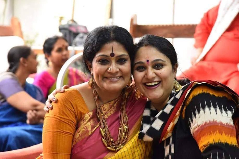 Padma Shri Geeta Chandran's daughter Sharanya says that her mother passion drew her to Bharatanatyam.