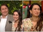 Karisma Kapoor will be seen with Randhir Kapoor on The Kapil Sharma Show next week.