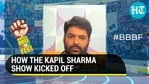 Kapil Sharma reveals how he landed his own comedy show