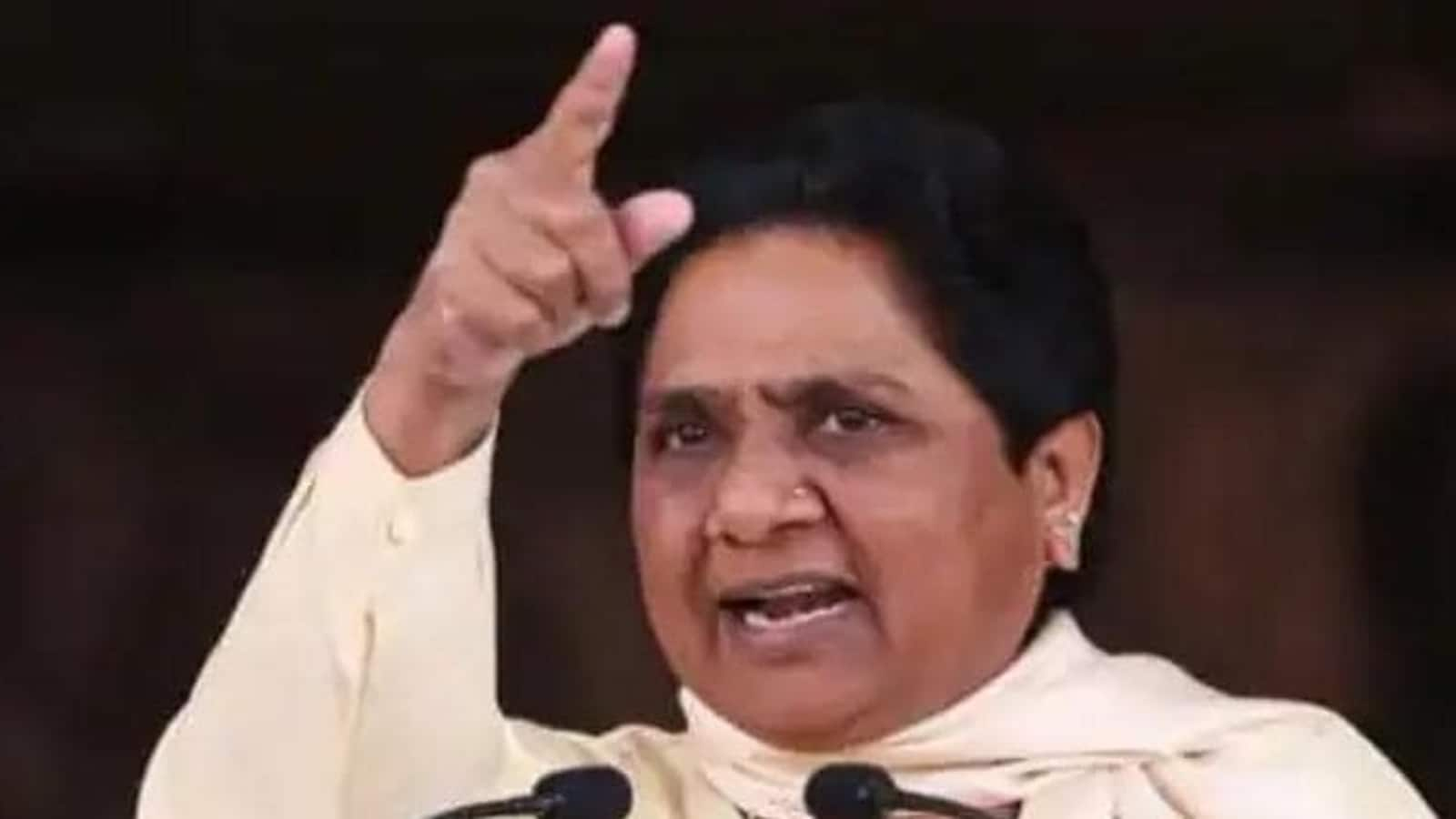'UP govt trying to mobilise votes on basis of caste': Mayawati on cabinet expansion