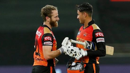 IPL 2021, SRH vs RR Highlights - Sunrisers Hyderabad vs Rajasthan Royals, Indian Premier League Match Today in Dubai International Stadium in the UAE.