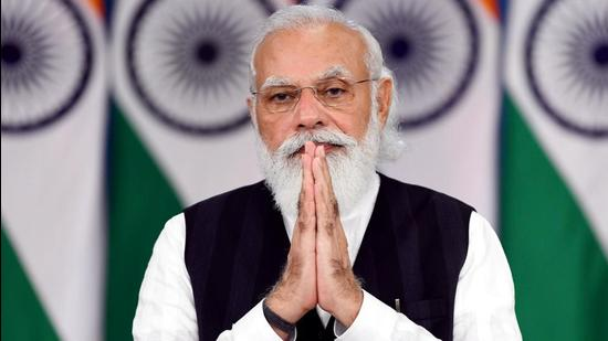 Prime Minister Narendra Modi will launch the Swachh Bharat Mission -Urban 2.0 and AMRUT- 2.0 on October 1 us part of the celebrations. (PTI Photo)