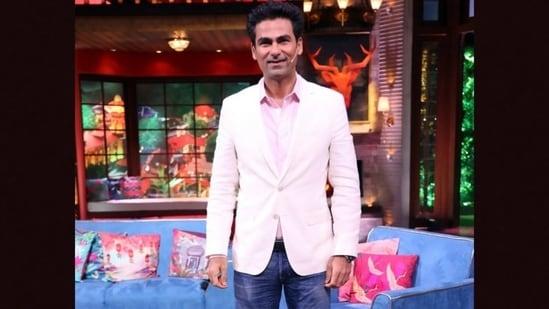 Mohammad Kaif on The Kapil Sharma Show.