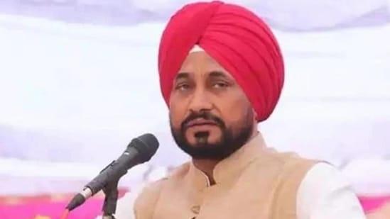 Punjab chief minister Charanjit Singh Channi.(HT Photo)