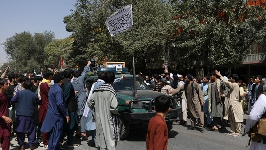 After the Taliban seized power in Afghanistan, terror attacks have been at a four-year high, a new report showed.(File Photo / REUTERS)