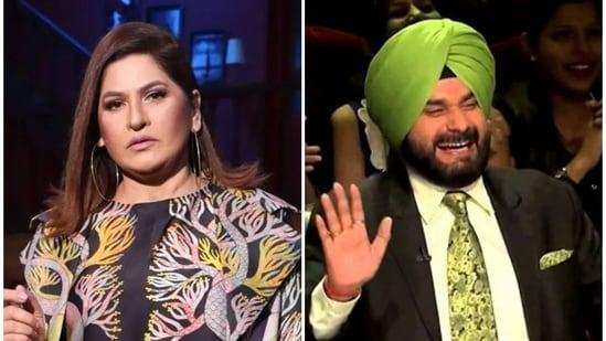 Archana Puran Singh replaced Navjot Singh Sidhu on The Kapil Sharma Show.