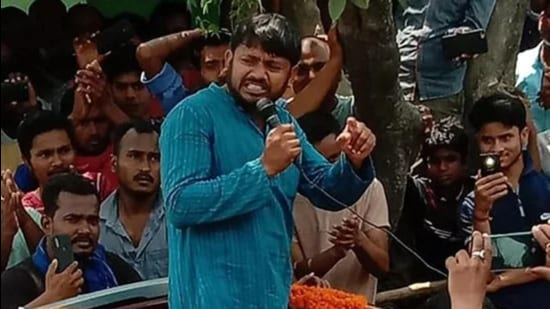 Bihar Congress remained with leadership vacuum for far too long and the party decided to project Kanhaiya. (HT File Photo)