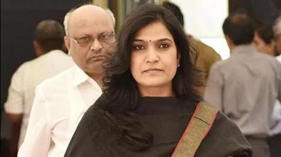 ED has arrested Saeed Khan, an aide to Bhavana Gawali, the Shiv Sena MP (HT File Photo)