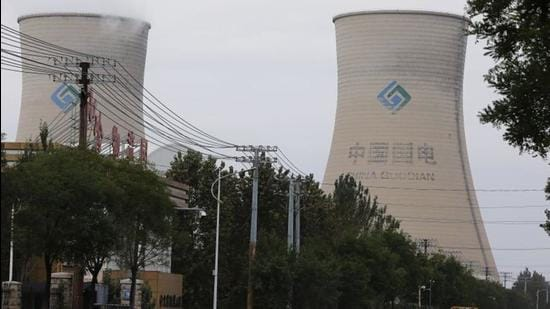 China Energy coal-fired power plant is pictured in Shenyang, Liaoning province. China's planning body has said it will make the public's basic power needs the top priority of its power-supply network. (REUTERS)