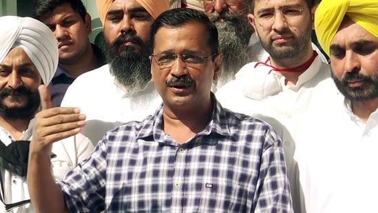 Arvind Kejriwal in Punjab: Delhi CM to address 'important' press conference in Ludhiana today - Hindustan Times