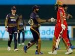 IPL 2021: Catches let down KKR as Shahrukh Khan wins it for Punjab(BCCI/IPL)