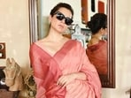 Kangana Ranaut decked up for her recent court date.