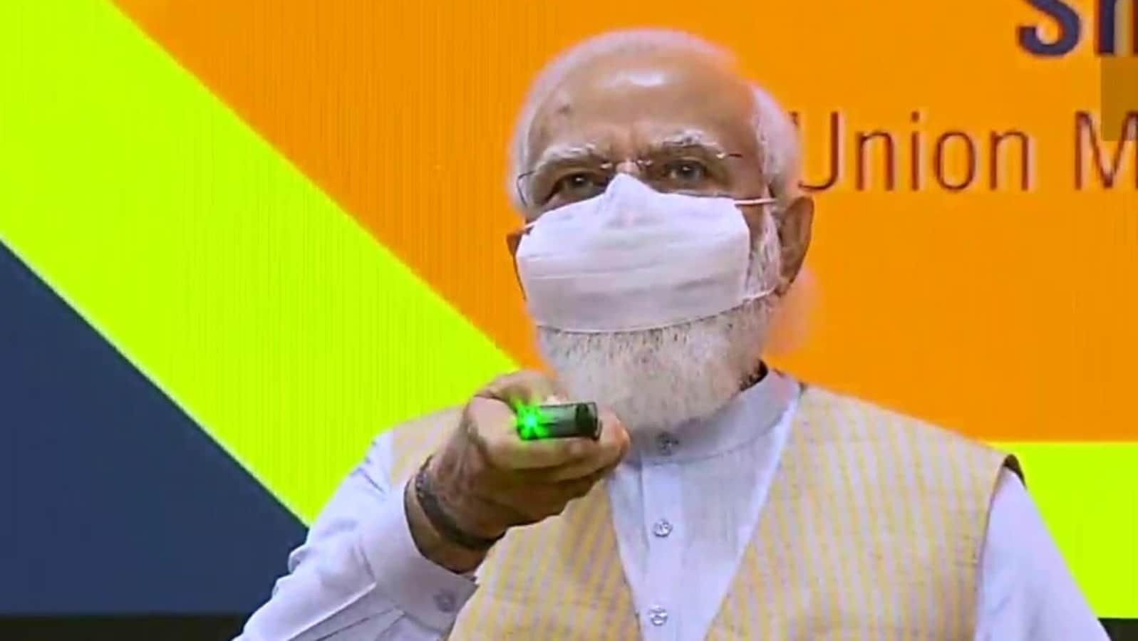 Swachh Bharat, AMRUT 2.0: PM Modi launches plans for garbage free, water secure cities