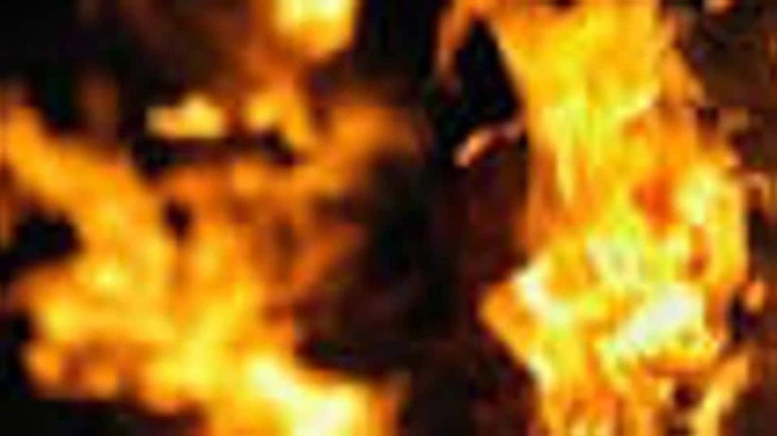 ہسپتال میں آگ بھڑک اٹھی ، کئی افراد کے ہلاک ہونے کا خدشہ
