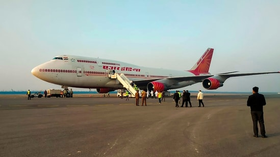 Tata Sons said to be selected as winning bidder for Air India: Report | Latest News India - Hindustan Times
