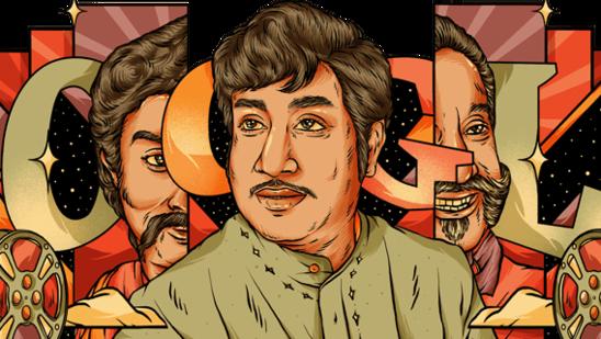 Sivaji Ganesan Google Doodle