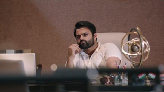 Sai Dharam Tej stars in Deva Katta's Republic.