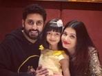 Abhishek Bachchan, Aishwarya Rai and Aaradhya Bachchan have left for Paris.
