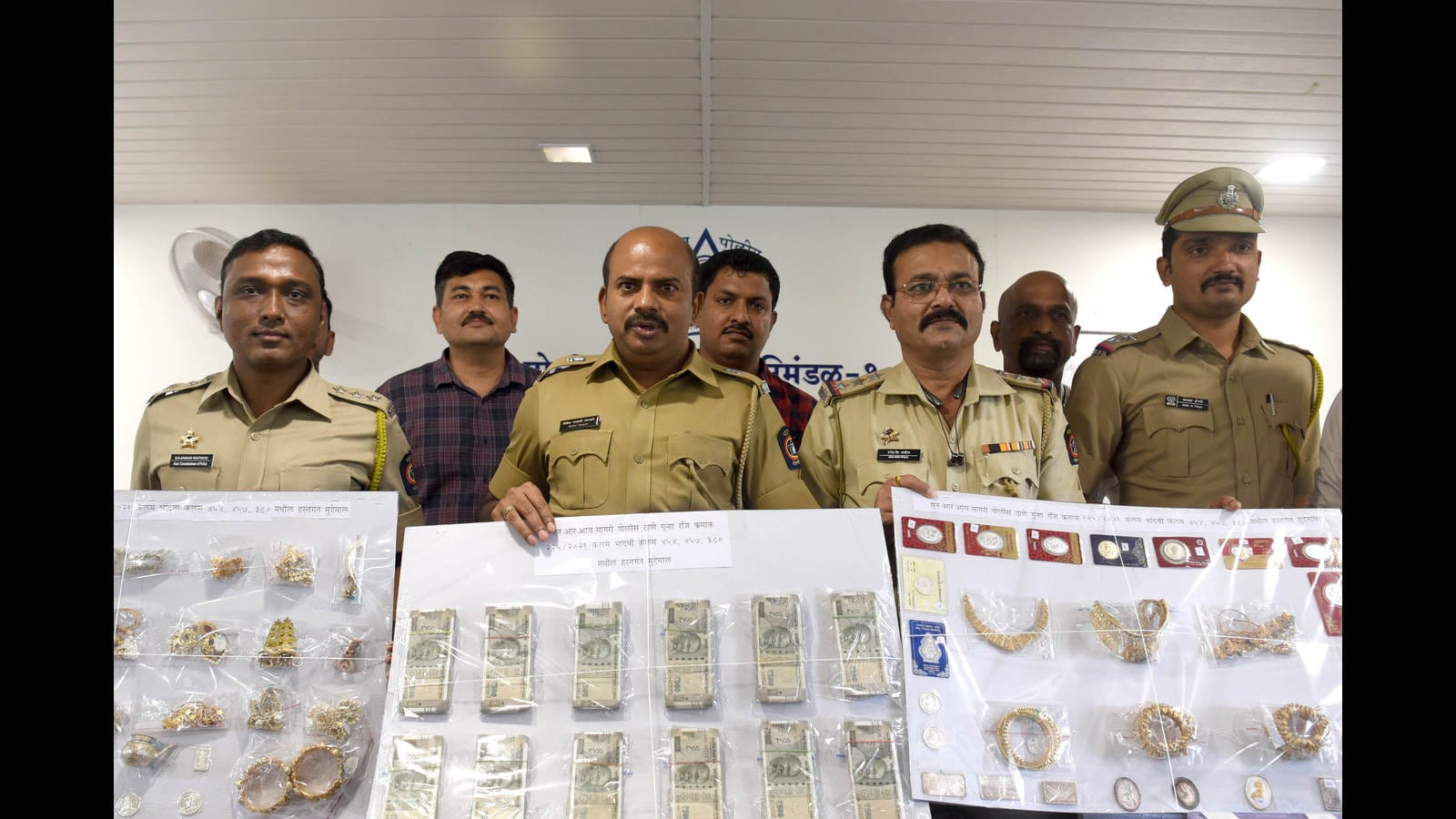 Police arrest 2 thieves for stealing homes after posing as watchmen in Navi Mumbai