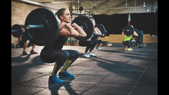 Progressive overload is nothing more than doing slightly more than last time (Shutterstock)