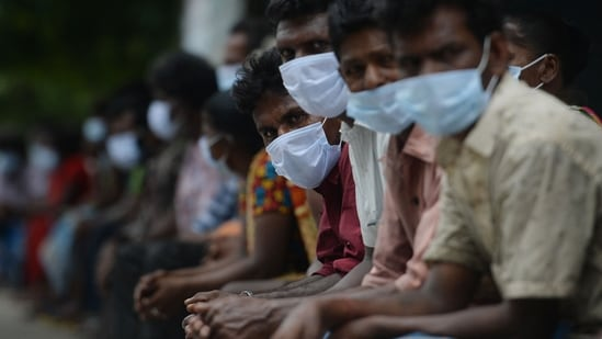 MumbaisS unique health service delivery system is led by the Municipal Corporation of Greater Mumbai (MCGM) and aided by a robust private hospital network.(AFP)