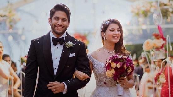Naga Chaitanya and Samantha Akkineni got married in 2017.