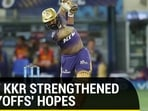 HOW KKR STRENGTHENED PLAYOFFS' HOPES
