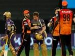 IPL 2021, KKR vs SRH Highlights - Kolkata Knight Riders vs Sunrisers Hyderabad, Indian Premier League Match Today in the Dubai International Stadium in the UAE(BCCI/IPL)