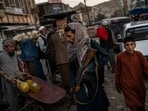 The EU has so far beefed up the humanitarian aid from 57 million euros to 200 million euros since the Taliban's takeover of Afghanistan.
