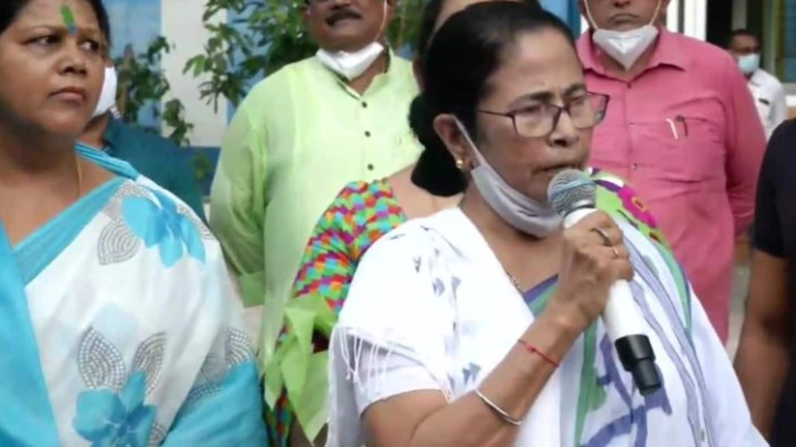 Mamata's 1st message to supporters after record win, 'If you want to celebrate'