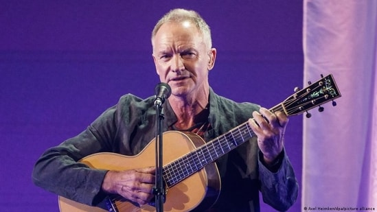 Sting releases new album as he turns 70(Axel Heimken/dpa/picture alliance)